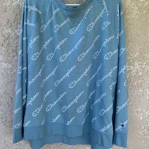 Champion crewneck sweatshirt!